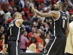 Nets Force Game 7 with Bulls