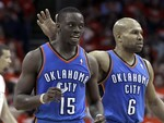 Thunder Close Out Rockets