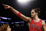 Bulls Squeak Past Nets in Game 7