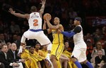 Pacers Take Game 1 against Knicks