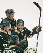 Minnesota Wild Best Chicago in Over