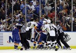 Penguins and Islanders Get in Postg