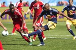 Thierry Henry Scores Bicycle Kick