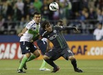 Sounders Win on Late Goal