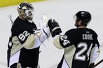 Penguins Pounce on Islanders 4-0