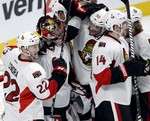 Ottawa Crushes Montreal to Win Seri