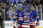 Rangers Take Capitals to Game 7