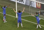 Chelsea Wins Europa League in Overt