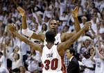 Heat Advance to Eastern Conference