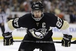 Crosby Leads Pens to Game 2 Win