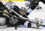 Quick Save Seals Win for Kings