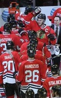 Blackhawks Triumph in Game 7 Overti