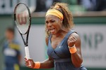 Serena Dismisses Third-Round Oppone