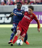 Grabavoy One-Timer Seals RSL Win