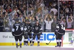 Kings Take Game 3 From Blackhawks