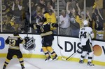 Bruins Push Penguins to the Brink