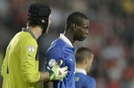 Balotelli Ejected From Italy's Matc
