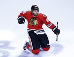 Kane Hat Trick Sinks Kings