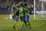Sounders Top Whitecaps in Seattle