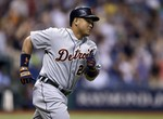 Cabrera Homers Twice vs. Rays
