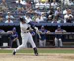 Jeter Returns to Yankees Lineup