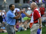 Tiger Shoots 61 at Firestone