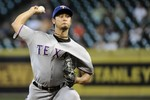 Darvish Flirts With Perfection Agai