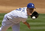 Greinke Extends Dodgers' Streak