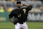 Liriano Leads Pirates to First-Plac
