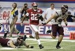 Bama's Jones Returns Two Punts for