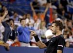 Wawrinka Finishes Off Berdych