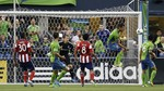 Streaking Sounders Down Chivas 1-0