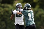 Riley Cooper Fights With Teammate a