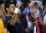 Djokovic Tops Youzhny to Reach US O