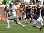 Mariota, Oregon Fly Past Virginia