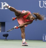 Serena Wins Fifth US Open
