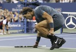Nadal Tops Djokovic for Second US O