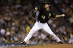 Locke Leads Pirates Against Cubs