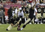 Saints Top Bucs on Last-Second Fiel