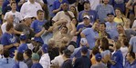Woman Snags Screaming Line Drive