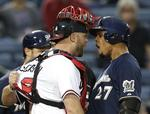 Braves Take Offense to Carlos Gomez