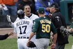 Balfour, V-Mart Have Heated Exchang