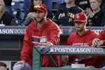 Wainwright Complete Game Takes Card