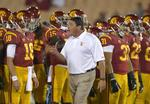 USC Holds On Against Arizona 38-31