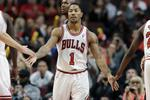 Rose's 32 Lift Bulls Over Pacers