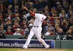 Ortiz Hits Second HR of Series