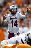 South Carolina Upsets No. 5 Mizzou