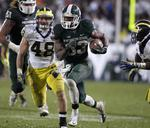 Michigan State Bests Michigan in Me