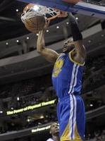 Iguodala Hits Seven 3s Against Warr