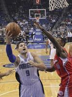 Vucevic Erupts Against Clippers